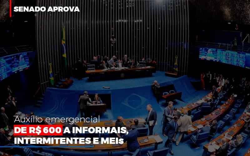 Senado Aprova Auxilio Emergencial De 600 Contabilidade No Itaim Paulista Sp | Abcon Contabilidade Contabilidade - ADL4 - APOIO DIRETO E LEGALIZADOR DE EMPRESAS